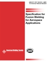 Picture of D17.1:2001 SPECIFICATION FOR FUSION WELDING FOR AEROSPACE APPLICATIONS (HISTORICAL)