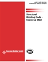 Picture of D1.6:1999 STRUCTURAL WELDING CODE  STAINLESS STEEL (HISTORICAL)