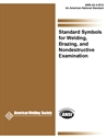 Picture of A2.4:2012 STANDARD SYMBOLS FOR WELDING, BRAZING, AND NONDESTRUCTIVE EXAMINATION