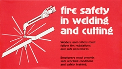 Picture of FSW FIRE SAFETY IN WELDING AND CUTTING SET OF 25 PAMPHLETS