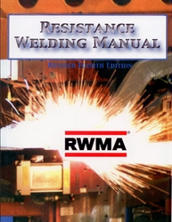 Picture of RWMA - RESISTANCE WELDING MANUAL, REVISED 4TH ED