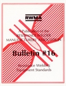 Picture of RW16 BULLETIN #16: RESISTANCE WELDING EQUIPMENT STANDARDS