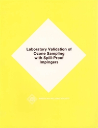 Picture of LVOS:1993 LABORATORY VALIDATION OF OZONE SAMPLING WITH SPILL PROOF IMPINGERS
