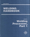 Picture of WHB-2.9 WELDING HANDBOOK VOLUME 2 - PART 1: WELDING PROCESSES
