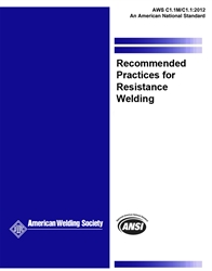 Picture of C1.1M/C1.1:2012 RECOMMENDED PRACTICES FOR RESISTANCE WELDING (HISTORICAL)