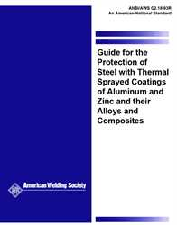 Picture of C2.18:1993(R2001) GUIDE FOR THE PROTECTION OF STEEL WITH THERMAL SPRAYED COATINGS OF ALUMINUM AND ZINC AND THEIR ALLOYS AND COMPOSITES