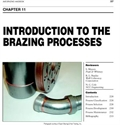Picture of BHC11 - INTRODUCTION TO THE BRAZING PROCESSES