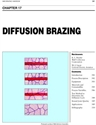 Picture of BHC17 - DIFFUSION BRAZING