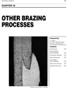 Picture of BHC18 - OTHER BRAZING PROCESSES