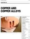 Picture of BHC25 - COPPER AND COPPER ALLOYS