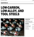 Picture of BHC26 - LOW-CARBON, LOW-ALLOY, AND TOOL SHEETS