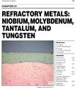 Picture of BHC31 - REFRACTORY METALS: NIOBIUM, MOLYBDENUM, TANTALUM, AND TUNGSTEN