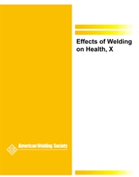 Picture of EWH-10 EFFECTS OF WELDING ON HEALTH