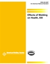 Picture of EWH-13 EFFECTS OF WELDING ON HEALTH