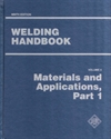 Picture of WHB-4.9 WELDING HANDBOOK VOLUME 4 - MATERIALS AND APPLICATIONS PART 1
