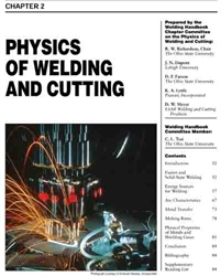 Picture of WHC1.02 PHYSICS OF WELDING AND CUTTING