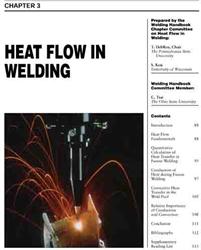 Picture of WHC1.03 HEAT FLOW IN WELDING