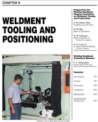 Picture of WHC1.09 WELDMENT TOOLING AND POSITIONING