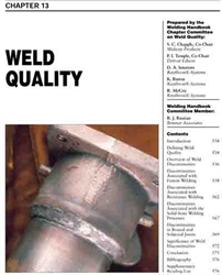 Picture of WHC1.13 WELD QUALITY