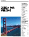 Picture of WHC1.05 DESIGN FOR WELDING