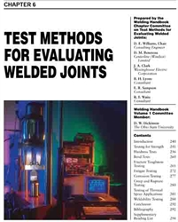 Picture of WHC1.06 TEST METHODS FOR EVALUATING WELDED JOINTS