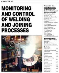 Picture of WHC1.10 MONITORING AND CONTROL OF WELDING AND JOINING PROCESSES