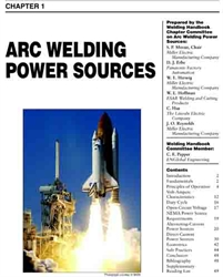 Picture of WHC2.01 ARC WELDING POWER SOURCES