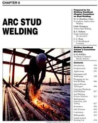 Picture of WHC2.09 ARC STUD WELDING