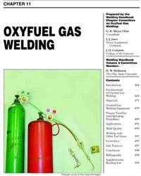 Picture of WHC2.11 OXYFUEL GAS WELDING