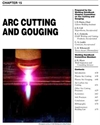 Picture of WHC2.15 ARC CUTTING AND GOUGING