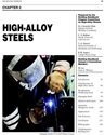 Picture of WHC4.02 HIGH-ALLOY STEELS