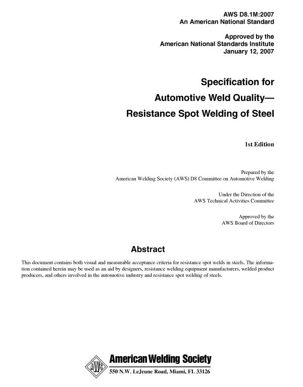 aws d1 1 acceptance criteria pdf