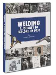 Picture of WJEP- WELDING - A JOURNEY TO EXPLORE ITS PAST - HARDBACK BOOK