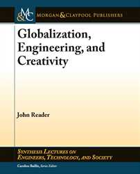 Picture of Globalization, Engineering, and Creativity (Morgan & Claypool Publishers)