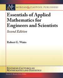 Picture of Essentials of Applied Mathematics for Engineers and Scientists, 2nd Edition (Morgan & Claypool Publishers)