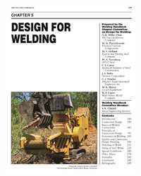 Picture of WHC10.1.05-DESIGN FOR WELDING