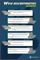 Picture of WELD DISCONTINUITIES:ASSORTED-POSTER